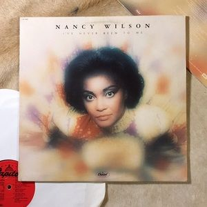 "Nancy Wilson - ""I've Never Been To Me"" Vinyl LP"